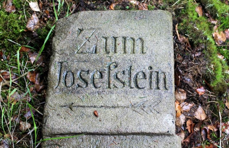 Skała Józefa (Josefstein)