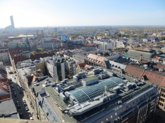 Wrocław, Wrocław wszędzie, i ten stary, i ten nowy.