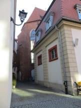 W całym Wrocławiu pełno takich uroczych zakamarków :)