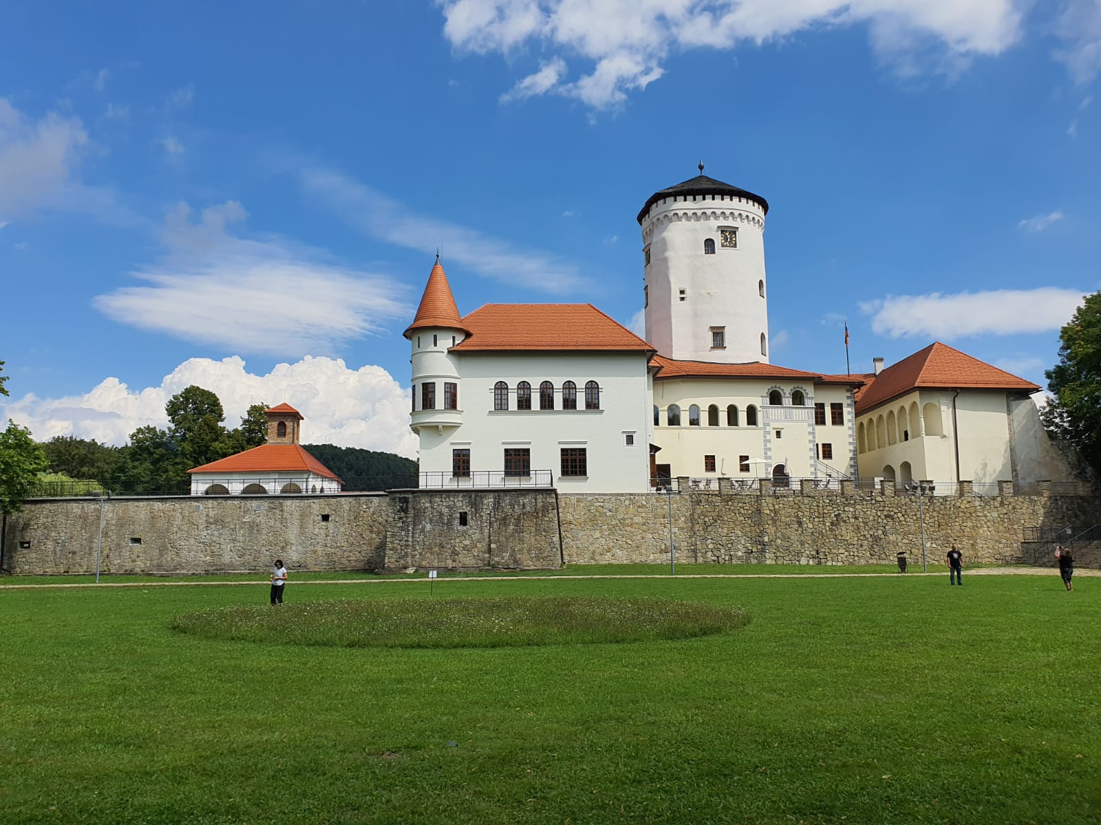 Budatínsky hrad Zamek Budatin
