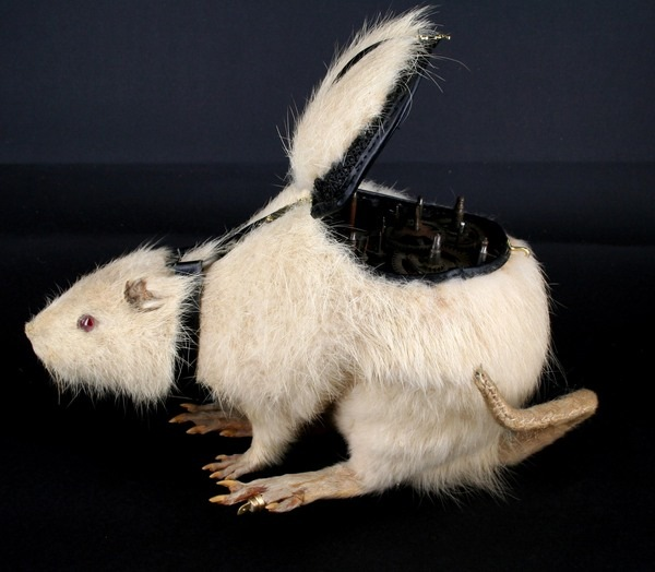 543381275610642 thumb Extreme Steampunk Beyond the Grave Terminal Techno Taxidermy
