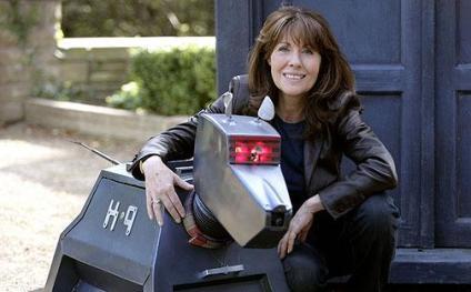 "Elisabeth Sladen, ""Sarah Jane Smith"" in the popular British science fantasy series ""Doctor Who"", dead at 63."