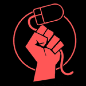 The Wrong Hands Logo