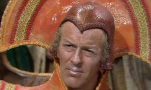 Bernard Horsfall, passed on at age 82.  Horsfall had been scheduled to appear at this year's 'Gallifrey One' Doctor Who convention in Los Angeles, California.