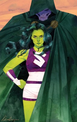 Written by Charles Soule Penciled by Javier Pulido Colors by Muntsa Vicente Lettered by VC's Clayton Cowles Cover Art by Kevin Wada Marvel Comics