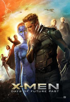 X-Men: Days Of Future Past deals with a time-traveling Wolverine