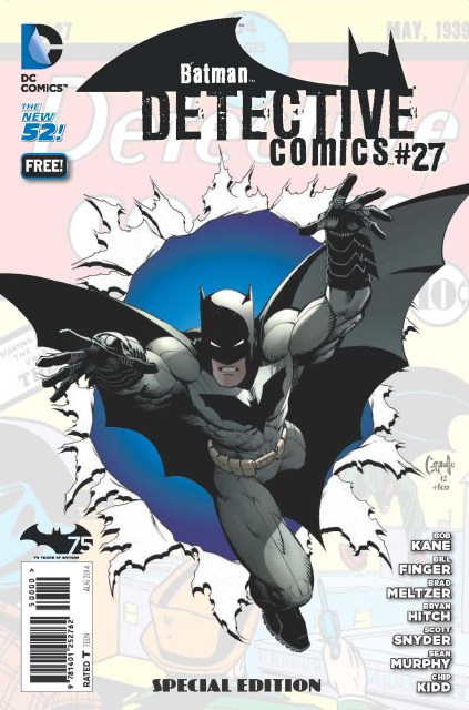 Written by Bill Finger, Brad Meltzer, and Scott Snyder Art by Bob Kane, Bryan Hitch, and Sean Murphy, and Chip Kidd