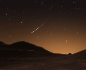 Keep calm and do a science: Meet the teams helping Mars spacecraft dodge (and study!) the coming Mars comet. (artist rendition, credit NASA/JPL)