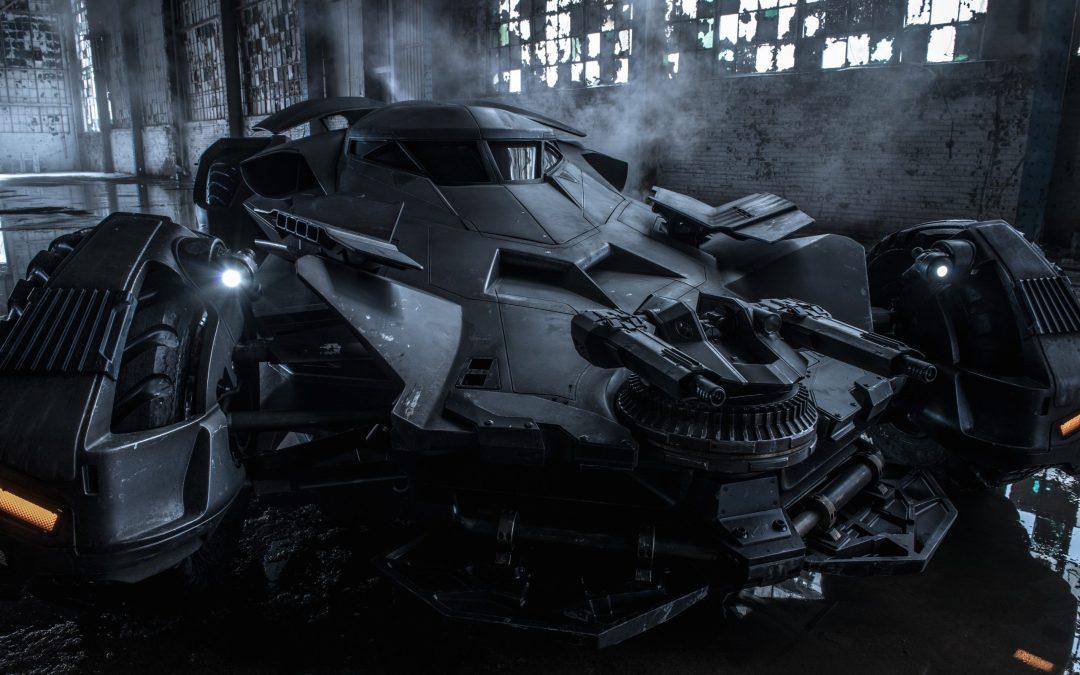 Zack Snyder's Batmobile