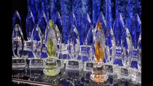 People's Choice Award Trophies, 2014.