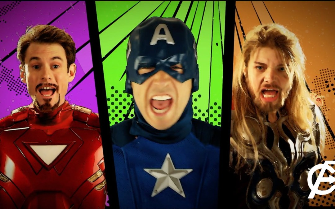 Peter Hollens Avengers