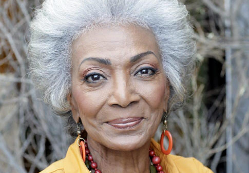 Woman in Motion:  How Lt Uhura Changed NASA