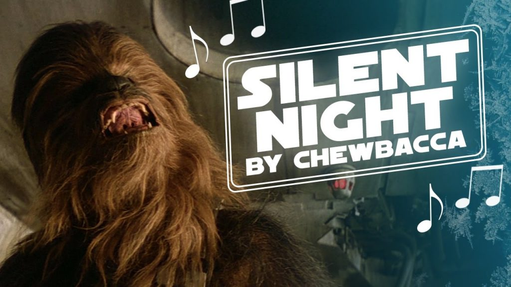 Video Of The Day: A Wookie Christmas Carol