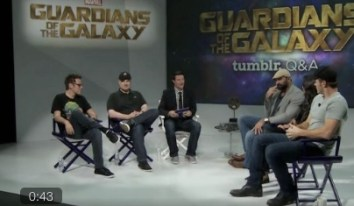 Guardians of the Galaxy Q&A