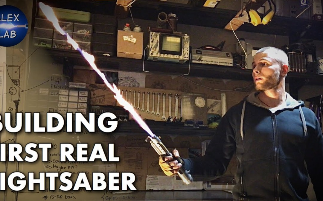 alex lab lightsaber