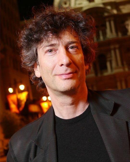 Neil Gaiman Wins LASFS 2020 Forrest J. Ackerman Award
