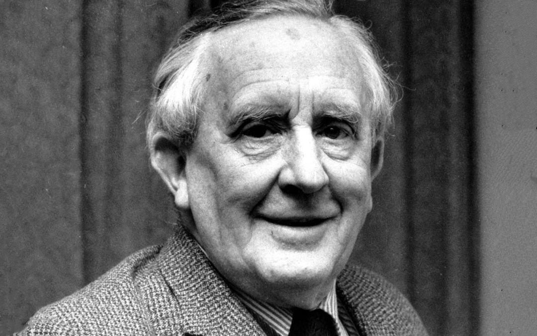 Happy Birthday, J.R.R. Tolkien, Born 129 Years Ago Today