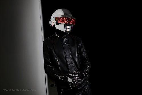 DIY Bangalter Daft Punk Cosplay