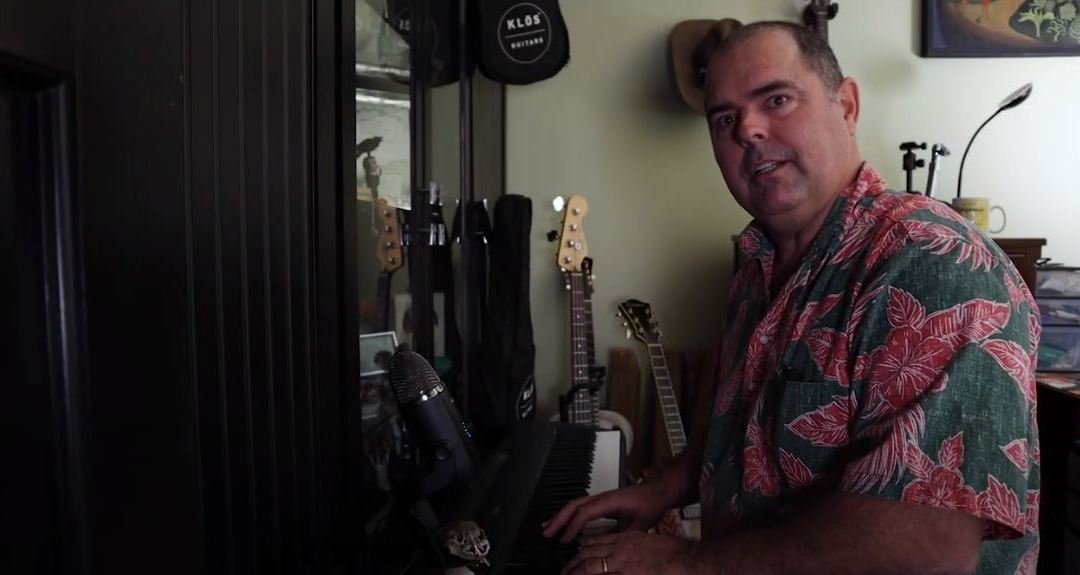 Video of the Day: Tim Griffin Sings Dr. Ada Palmer's 'Somebody Will'