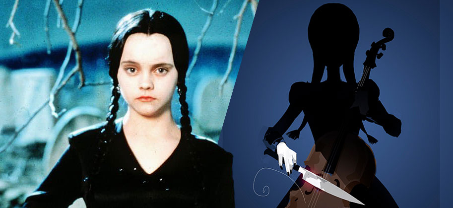 Wednesday Addams Live-Action Series From Tim Burton Goes to Netflix