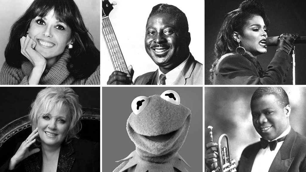 Music from Janet Jackson, Kermit The Frog, Jimmy Cliff Enter National Recording Registry
