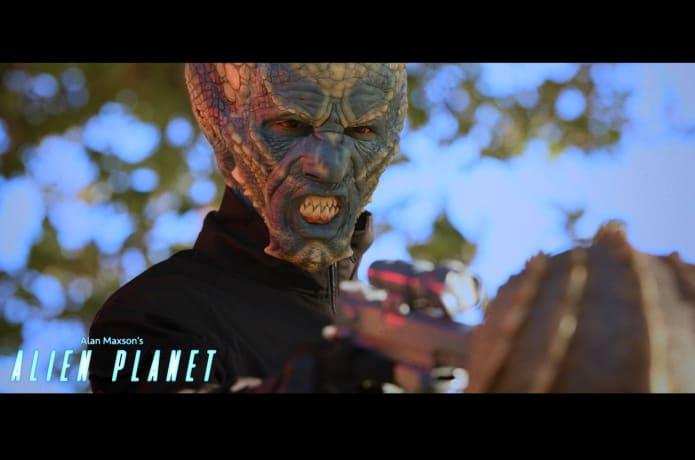 alien planet movie