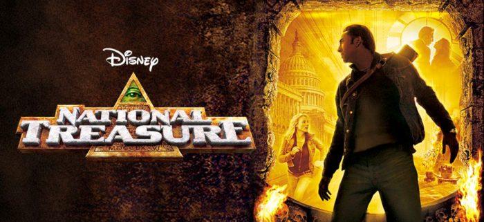"""National Treasure"" Coming to Disney +"