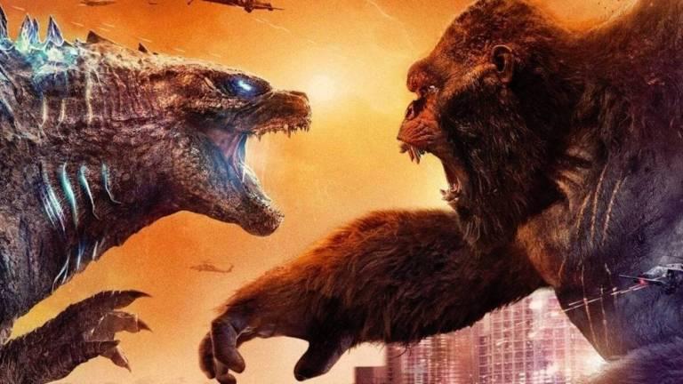 Movie Review: 'Godzilla vs Kong'