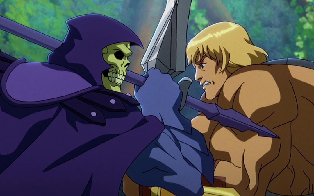 Kevin Smith to Produce New Anime 'He-Man' Series for Netflix