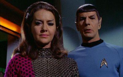 RIP Star Trek's Joanne Linville
