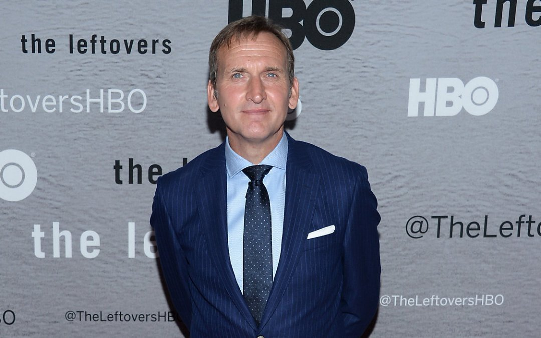 """Christopher Eccleston at the season pemiere of HBO's """"The Leftovers"""" on June 23, 2014. (Evan Agostini/Invision/AP)"""