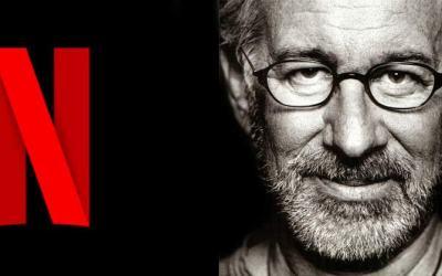 Icon Steven Spielberg Joins NETFLIX