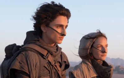 1st Look: Denis Villeneuve's 'Dune' – Official Trailer