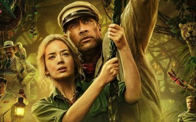 'Jungle Cruise' Recalls Cinematic Adventures Of Old