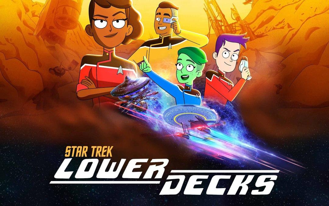 'Star Trek: Lower Decks' Gets the Franchise to 800th Episode