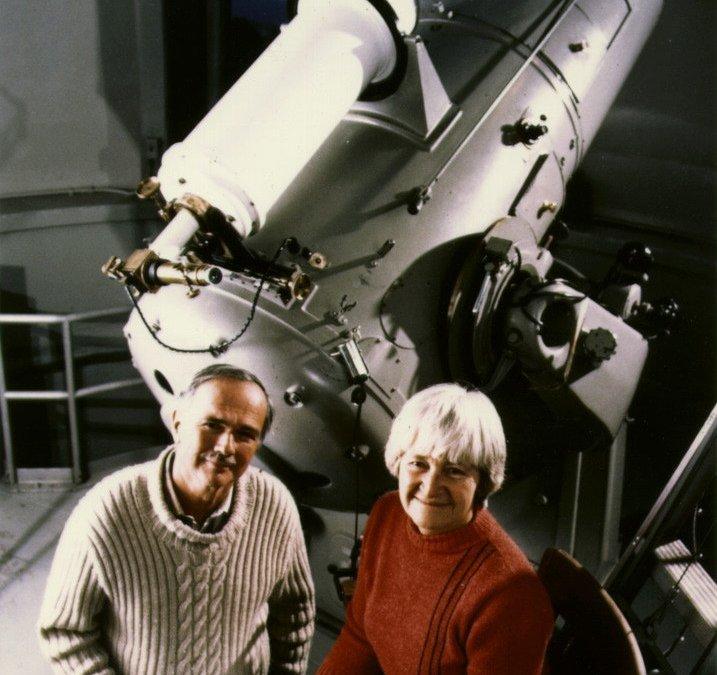 Gene and Carolyn Shoemaker