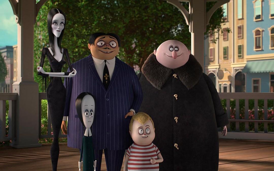 Trailer Park: 'The Addams Family 2' Trailer 2