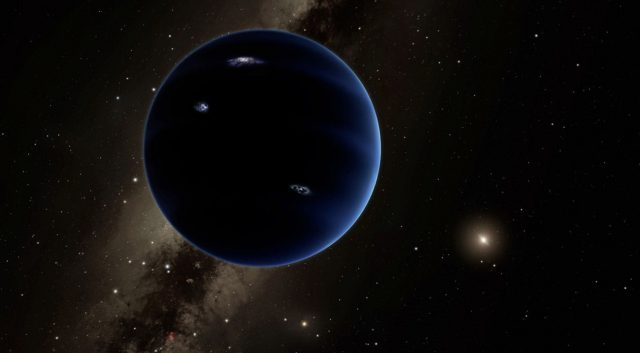 The Treasure Map to Planet Nine