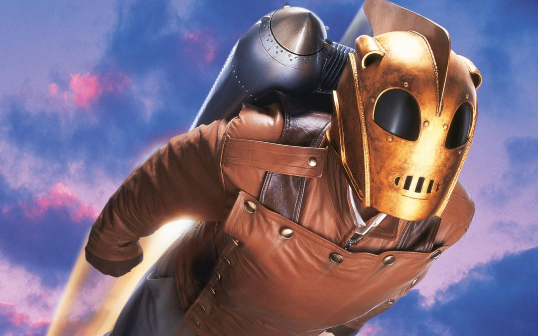 Finally! After 30 Years, THE ROCKETEER Is Coming Back!