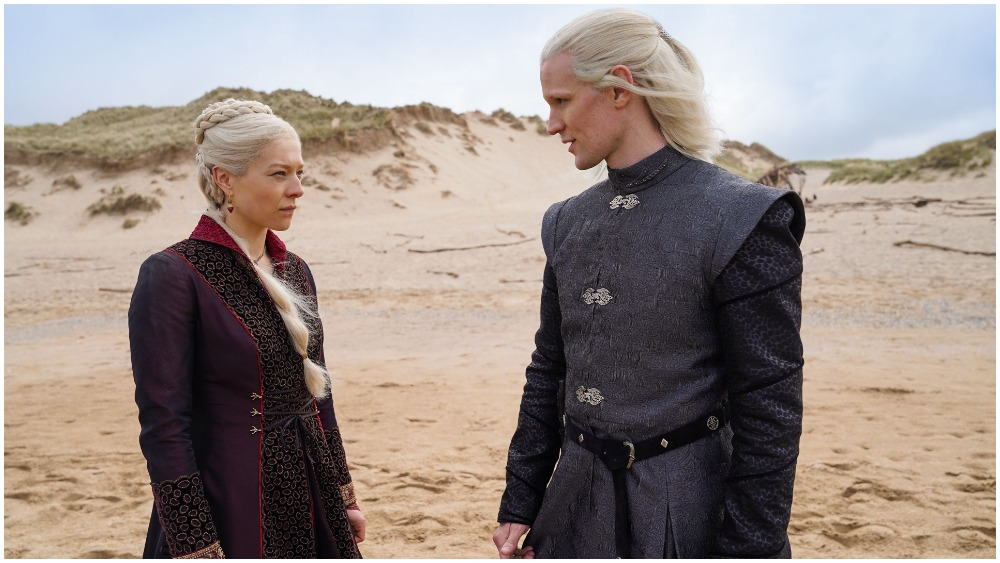 'Fire And Blood: House Of The Dragon' Teaser Trailer Debuts