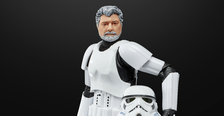 George Lucas Goes Undercover In Upcoming Star Wars Action Figure Release
