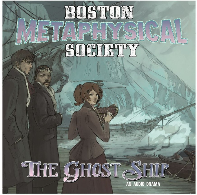New On 'The Event Horizon': Madeleine Holly-Rosing and Boston Metaphysical's 'Ghost Ship' Audio Drama