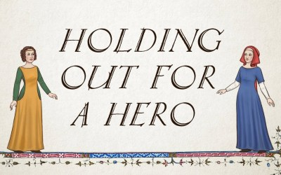 Video of the Day: 'Holding Out for a Hero' – Hildegard von Blingin' & Whitney Avalon