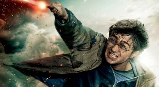 """Dustin & Molly Say """"Farewell"""" to HARRY POTTER"""