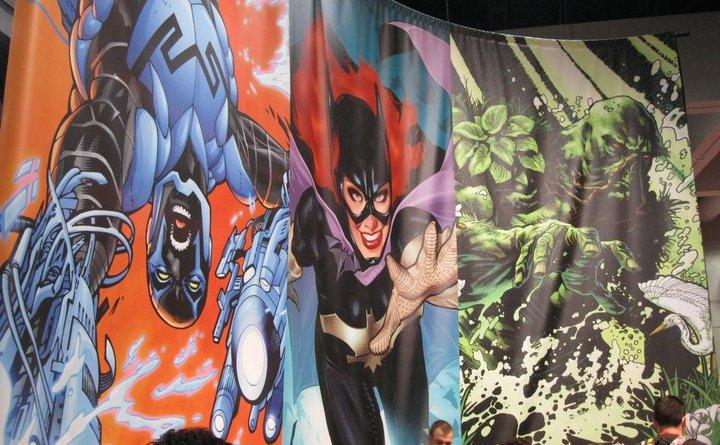 Comic-Con Virgin – Day One