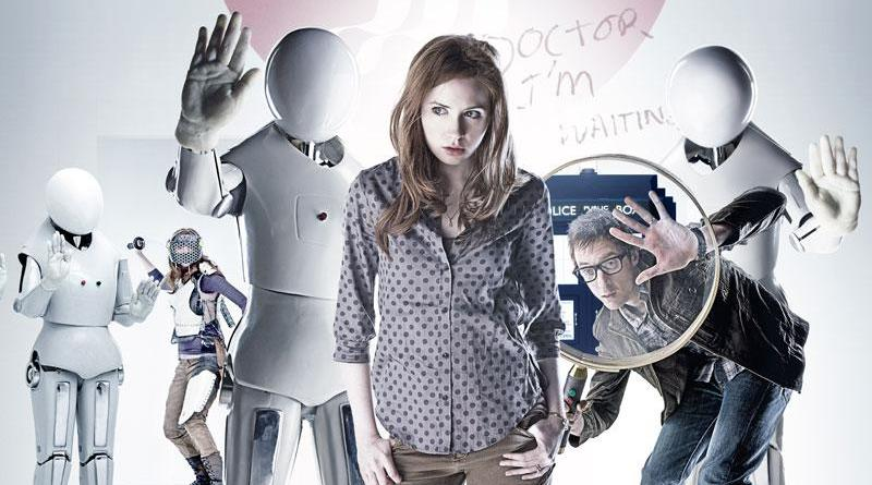 Mr. Harvey: All DOCTOR WHO 06.10 Needs is Love