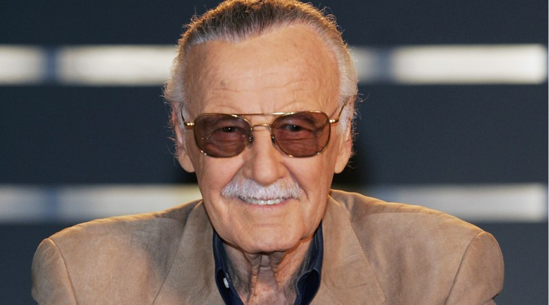 Happy Birthday to the Creator, the Man, THE Stan Lee!