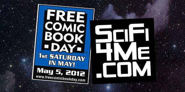 Free Comic Book Day LIVE!