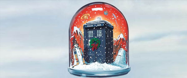 DOCTOR WHO Specials of Christmas Past: All Timey-Wimey-Christmas-y