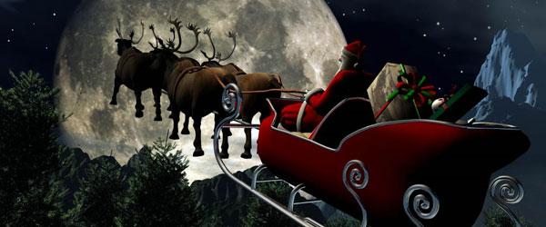 Santa Part 3: Around The World